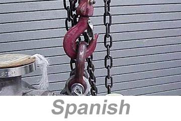 Basic Rigging Awareness (Spanish)