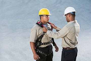 Personal Protective Equipment Overview for Construction: Using and Maintaining PPE