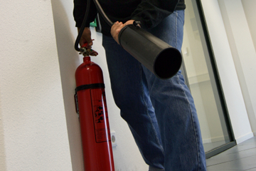Fire Extinguisher Safety: Parts 1-2