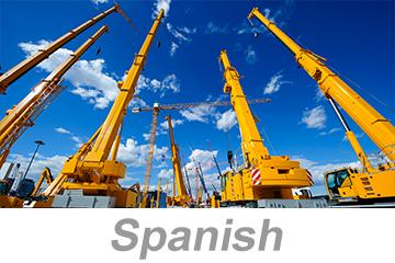 Crane Operator Safety (Spanish)