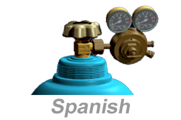 Compressed Gas Cylinder Safety (US) (Spanish)