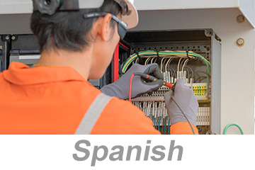 Applying Electrical Standards (US) (Spanish)