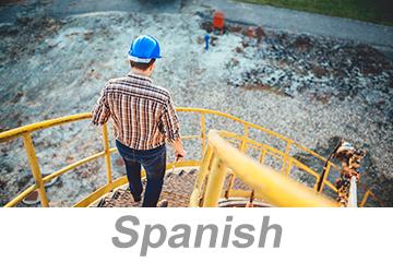 Walking/Working Surfaces (Spanish)