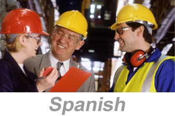 Safety Orientation (Spanish)