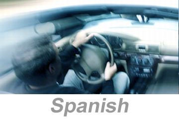 Distracted Driving (Spanish)