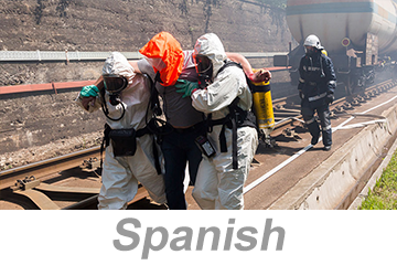 HAZMAT Transportation Awareness (Spanish)