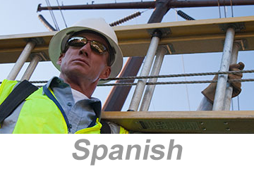 Ladder Safety (Spanish)
