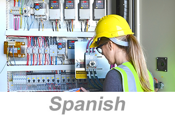 Using Electrical Safety Programs (Spanish)