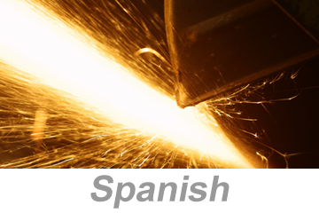 Welding, Cutting and Brazing for Construction (Spanish)