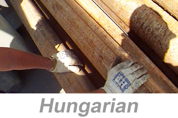 Hand, Wrist and Finger Safety (Hungarian)