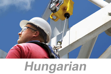 Fall Protection (Hungarian)