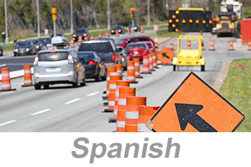 Work Zone Safety (Spanish)