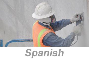 Health Hazards in Construction (Spanish)