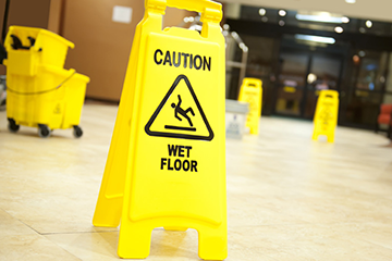 Preventing Slips, Trips and Falls Awareness
