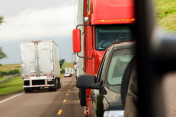 Avoiding Rear-End Collisions - Large Vehicles