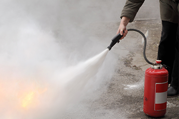 Fire Extinguisher Safety Awareness