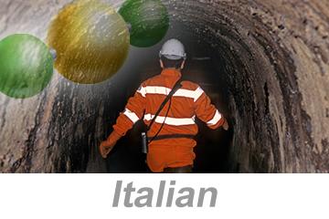 Hydrogen Sulfide (H2S) Awareness (Italian)