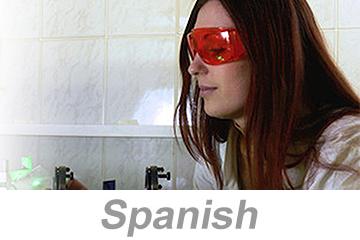 Laser Safety Awareness (Spanish)