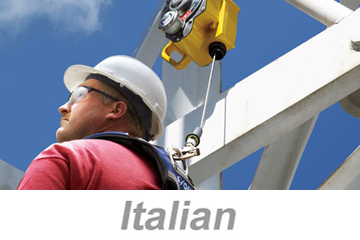 Fall Protection (Italian)