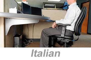 Office Ergonomics (Italian)