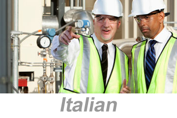 Personal Protective Equipment (PPE) Overview (Italian)