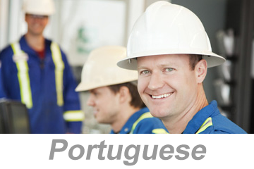Hazardous Chemical Information (Portuguese)