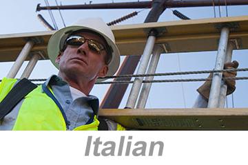 Ladder Safety (Italian)