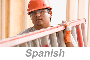Ladder Safety for Construction (US) (Spanish)