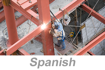 Hot Work for Construction (Spanish)