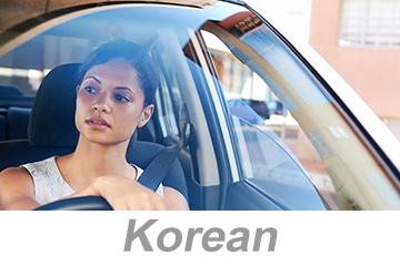 Defensive Driving - Small Vehicles (Korean)
