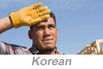 Heat Stress (Korean)