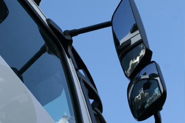 Hazards of Changing Lanes - Large Vehicles