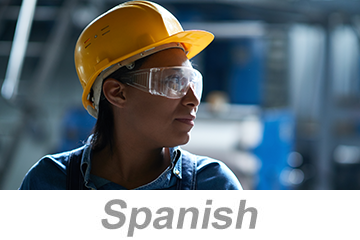 Construction Safety Orientation (Spanish)