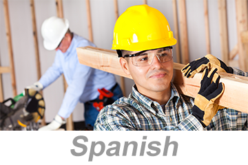 Safety and You for Construction: Encouraging Safe Work (Spanish)