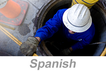 Guarding Floor Holes and Wall Openings (US) (Spanish)
