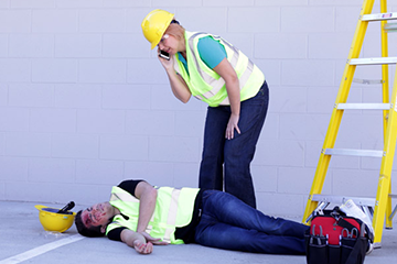 First Aid - Module 07 - Serious Injuries