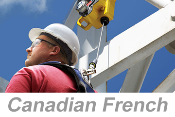 Fall Protection (US) (Canadian French)