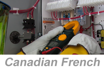 Recognizing Electrical Hazards Awareness (Canadian French)