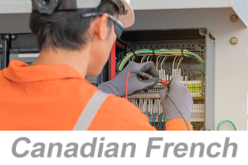Applying Electrical Standards (US) (Canadian French)