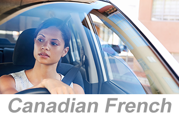 Defensive Driving - Small Vehicles (Canadian French)