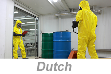 Workplace Hazardous Materials Information System (WHMIS), Parts 1-2 (Canada) (Dutch)