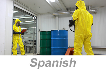 Workplace Hazardous Materials Information System (WHMIS), Parts 1-2 (Canada) (Spanish)