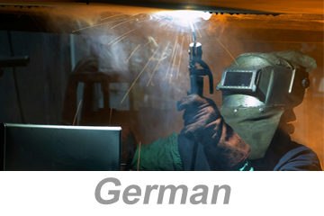 Personal Protective Equipment (PPE), Parts 1-10 (US) (German)
