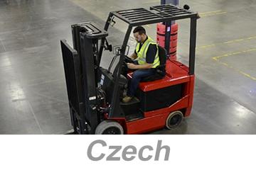 Powered Industrial Trucks, Modules 1-3 (Czech)