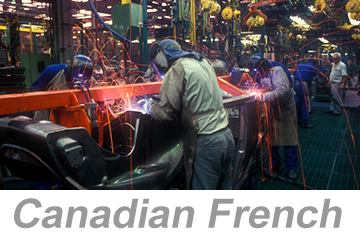Industrial Ergonomics (Canadian French)