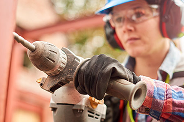 Power Tool Safety for Construction
