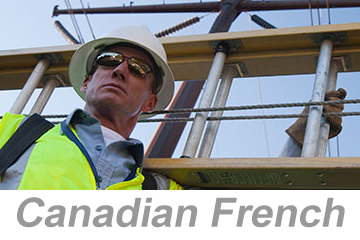 Ladder Safety (Canadian French)