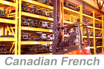 Warehouse Safety (Canadian French)