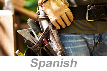 Hand Tool Safety for Construction (Spanish)