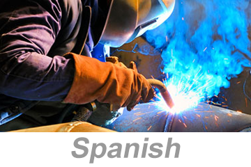 Welding, Cutting and Brazing, Parts 1-3 (Spanish)